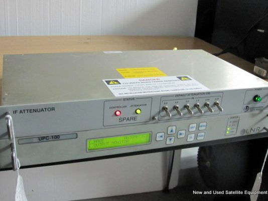 Uplink Power Controller with one 70MHz attenuator