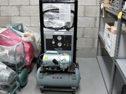 High Volume Free Standing de-hydrator