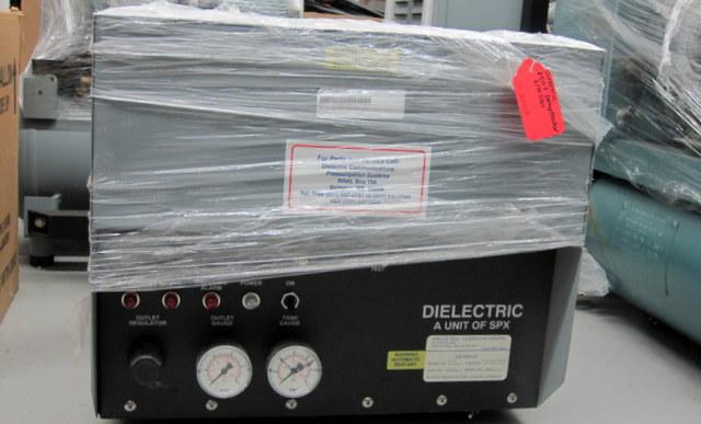 Portable waveguide dehydrator