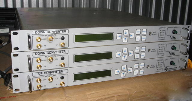 C-Band to 70MHz Down Converter