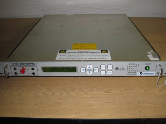 KU Band to 70 MHz Down converter