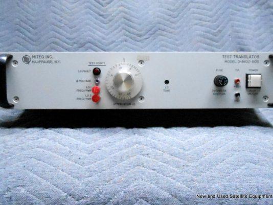 Input 11.7 to 12.2 GHz
