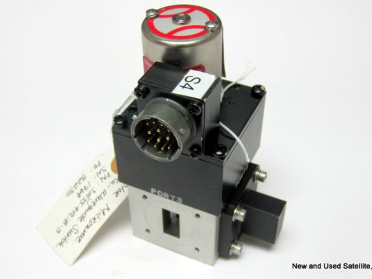 Coxial Switch