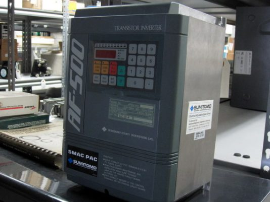 SMAC PAC Transistor Inverter