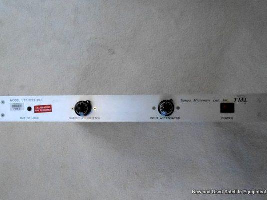 Input 5.845 to 6.425 GHz