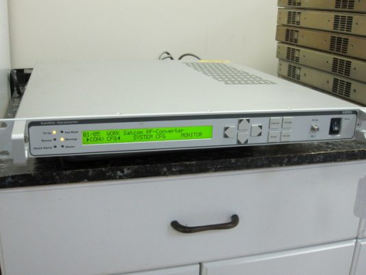 Frequency Range 12.75 to 14.5 GHz